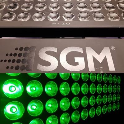 In stock and ready to hire. SGM P-10 Contact us at APS for more details. @sgm_light