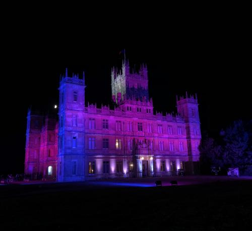 Highclere Castle - Gin Launch